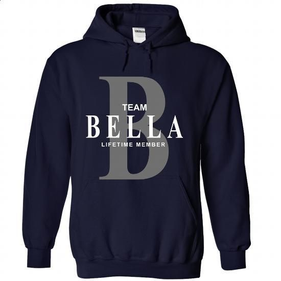 BELLA - #gift for women #bridesmaid gift. PURCHASE NOW => https://www.sunfrog.com/Names/BELLA-2172-NavyBlue-28154846-Hoodie.html?60505