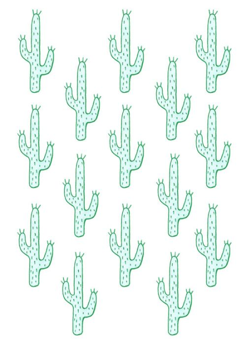 Cactus Drawings Tumblr Related Keywords & Suggestions - Cactus ...