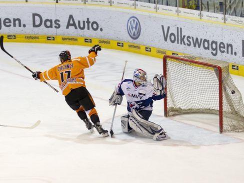 22. März 2013, DEL, Grizzly Adams vs Adler Mannheim 2:3 OT