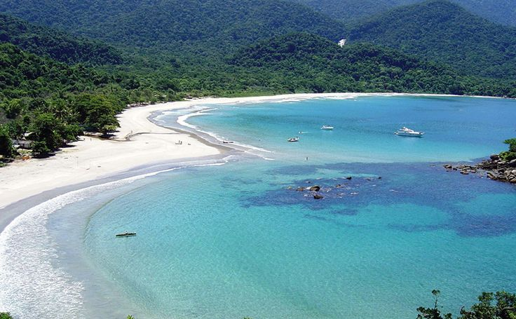Castelhanos Beach, Ilhabela be there once be there twice, soon