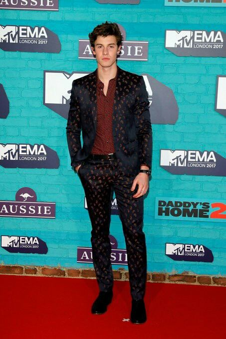 today mtv ema's london