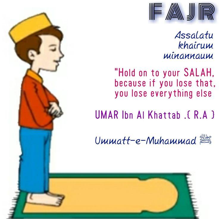 Hazrat Umar (R.A) quote#fajr#salah