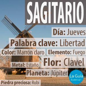 Descubre más sobre Sagitario: http://www.laguiaesoterica.com/horoscopos/25-sagitario-23-noviembre-21-diciembre.html