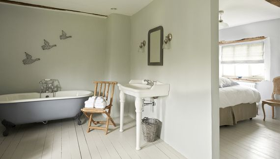 Cartshed Cottages at Sharrington Hall / Norfolk / England / Britain / Special Places / Sawdays - Special Places to Stay