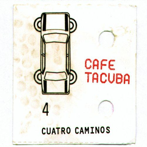 "Cuatro Caminos, 2003 Grammy Awards Latin - Best Latin Rock/Alternative Album winner, Cafe Tacuba (Elfego Buendia, Emmanuel Del Real, Jose ""Joselo"" Rangel, Quique Rangel), artist. Anibal Kerpel & Joseph Chiccarelli, engineers. Gustavo Santaolalla, producer. #GrammyAwards #GoodMusic #Music"