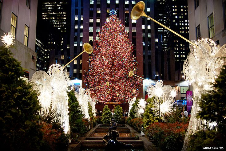 Christmas in New York.Holiday, Christmas Time, Buckets Lists, Favorite Places, York Cities, Rockefeller Center, Spending Christmas, New York, Newyork