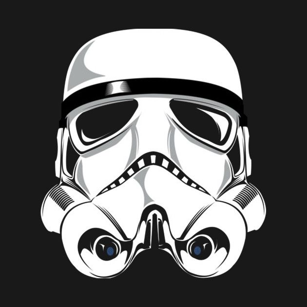 Check out this awesome 'Stormtrooper' design on @TeePublic!