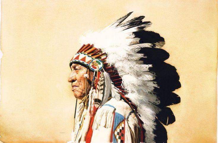 Amerika Ureinwohner
