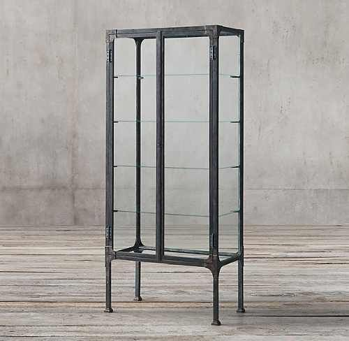 M s de 1000 ideas sobre vitrinas de vidrio en pinterest - Vitrinas de madera y vidrio ...