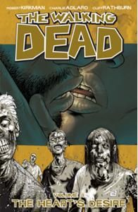 Read about the series at the Walking Dead Wiki.  http://walkingdead.wikia.com/wiki/The_Walking_Dead_%28Comic_Series%29