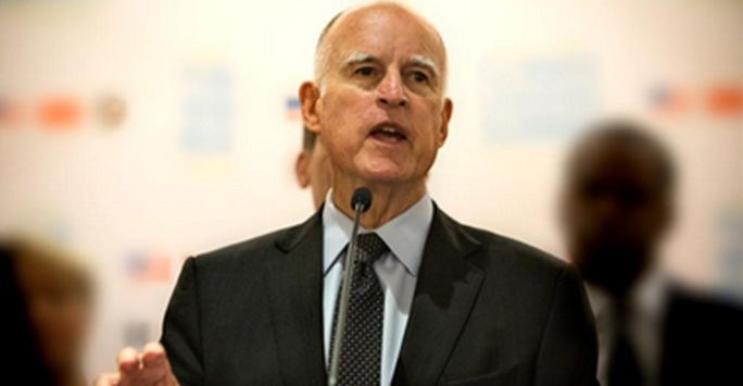 California governor signs ambitious climate change bill