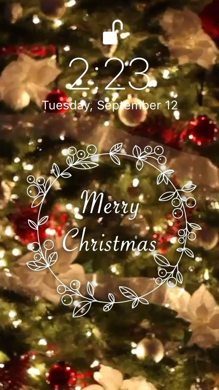 Holiday wallpaper for your iPhone 8 Plus from Everpix Live
