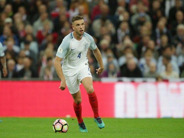 England's Jordan Henderson: 'Scotland clash is not normal, it's massive'