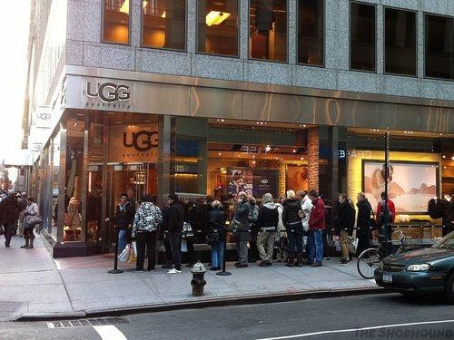 the ugg shop new york