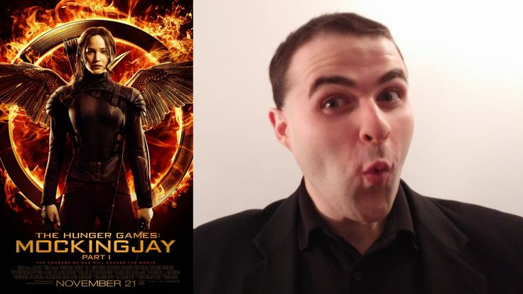 The Hunger Games: MockingJay Part 1 Movie Review (It's Jennifer Lawrence...