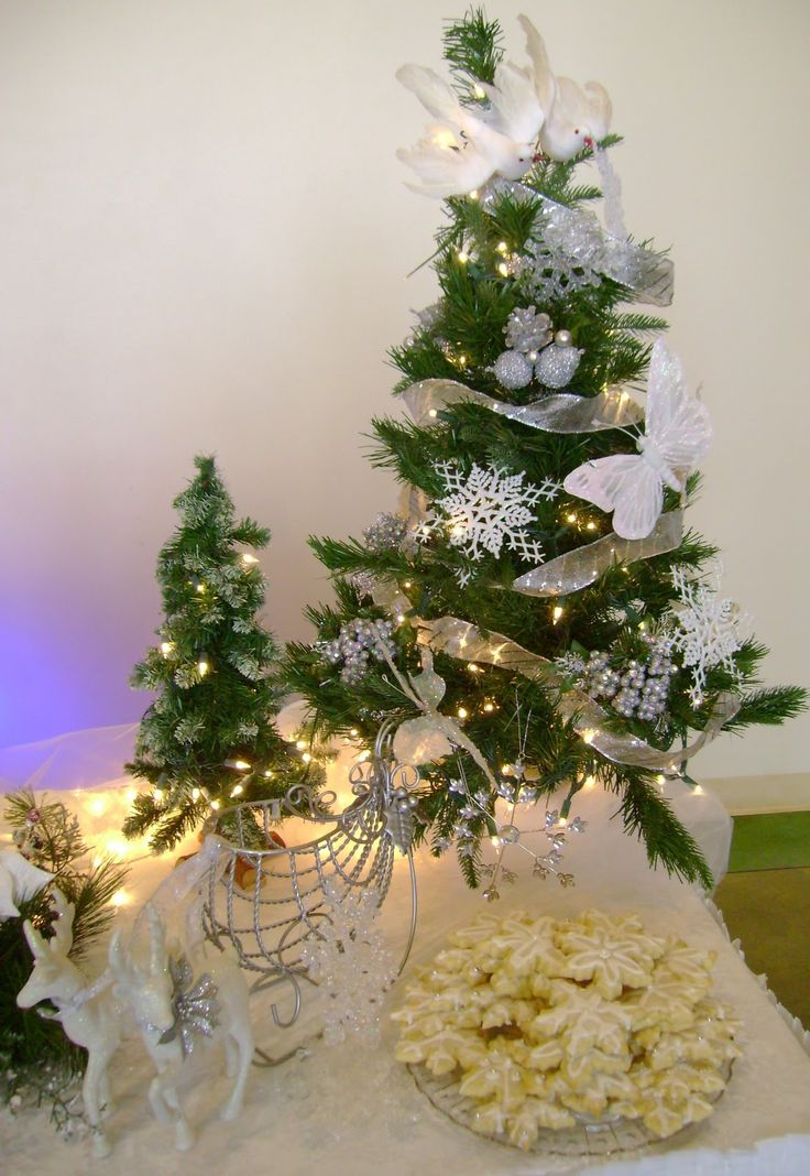 Martha Stewart Christmas Tree Decorating 1102x1600 In 311