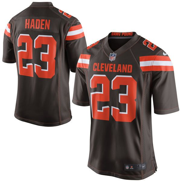 343aacfda ... Joe Haden Cleveland Browns Preschool Team Color Game Jersey - Brown -  54.99 ...