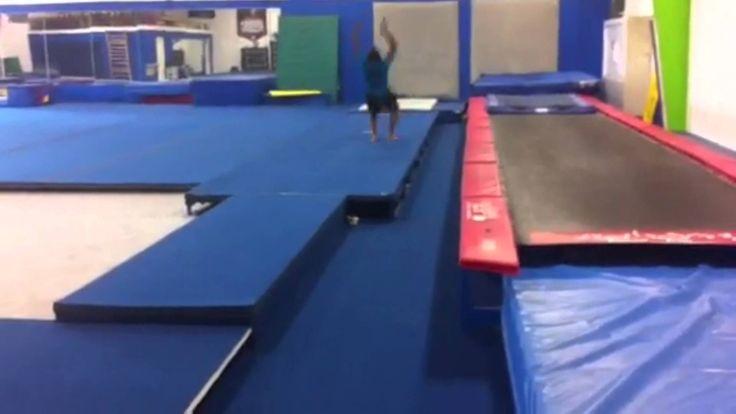 Erifilly Amazing 9 Year Old Gymnast