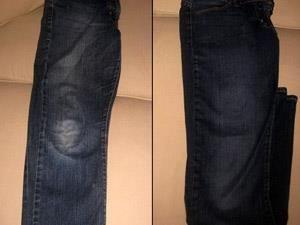 Как правильно окрасить джинсы в черный цвет