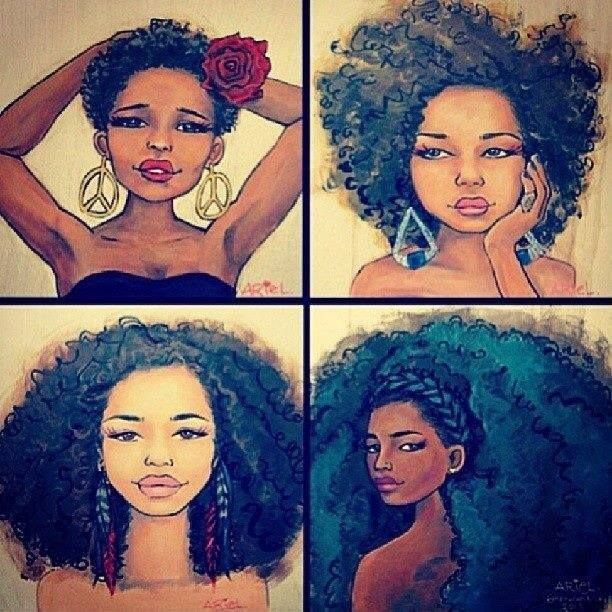 Astonishing 1000 Ideas About African Hair Braiding On Pinterest Black Hair Hairstyles For Women Draintrainus
