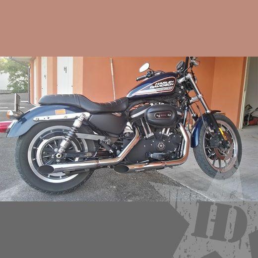 Harley Davidson xl 883r Sportster - Nuovo annuncio #Harley #Sportster #883R #Ancona