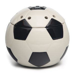 Goal! Scentsy warmer. Perfect little warmer for bedroom or man cave. Score! Add a sporty kick to your little football fan