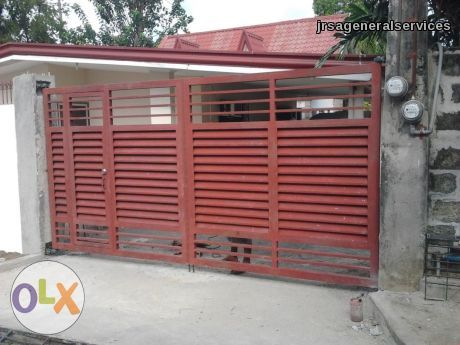 Steel Fence Philippines Google Search Front Yard Fence