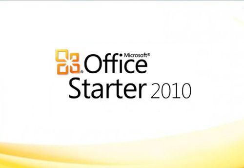 Découvrez Microsoft Starter 2010, une version allégée de la suite bureautique Microsoft Office 2010 mais surtout gratuite et installable sur tous les systèmes à partir de Windows Vista et Windows 7.