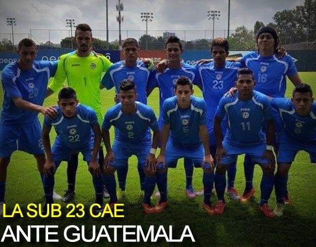 Derrota En Guatemala