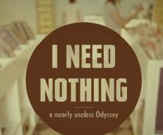 I need nothing - Song activity