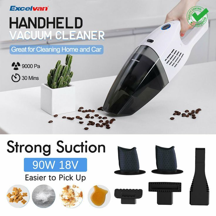 New Cordless Vacuum Cleaner Dry Wet Carpet Cleaning Machine Rechargeable 9000pa The Oc Academy 9000pa Academy Carpet Cleaner Cleaning The Oc Gercekler