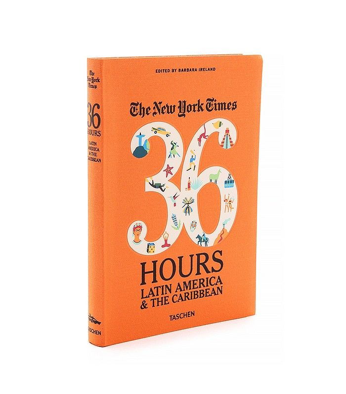 Taschen The New York Times 36 Hours Guide: Latin America -- inspiration for the always adventure-seeking Aries