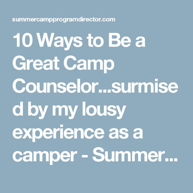Best 25+ Camp counselor ideas on Pinterest Youth ice breakers - proudest accomplishment