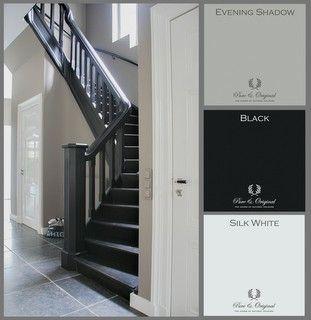 Moodboard Pure & Original Bladk - white - grey