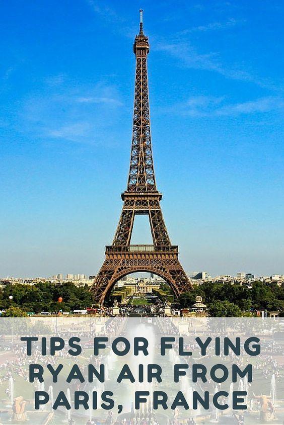 Tips for Flying Ryanair from Paris, France: When we flew from Paris to Barcelona we purchased tickets on a Ryanair flight two weeks in advance for $60.00 on Skyscanner. That price was approximately 75% cheaper than the least expensive train ticket we were able to find and cheaper than taking a bus. However, there were a few things we did not know before choosing Ryanair that came as a bit of a surprise.