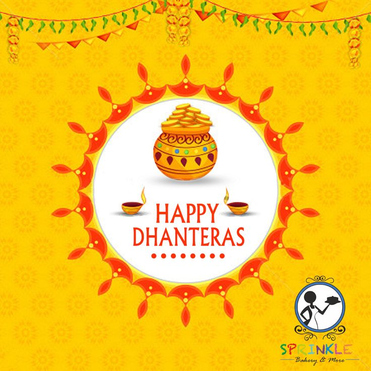 May on this Dhanteras Goddess Lakshmi bless you with Happiness, good health and wealth.. Sprinkles wish you all very Happy Dhanteras.  #Sprinkles #Bakeryandmore #wishes #Dhanteras #Happiness #Festive #goodHealth #wealth #enjoy #stayBlessed