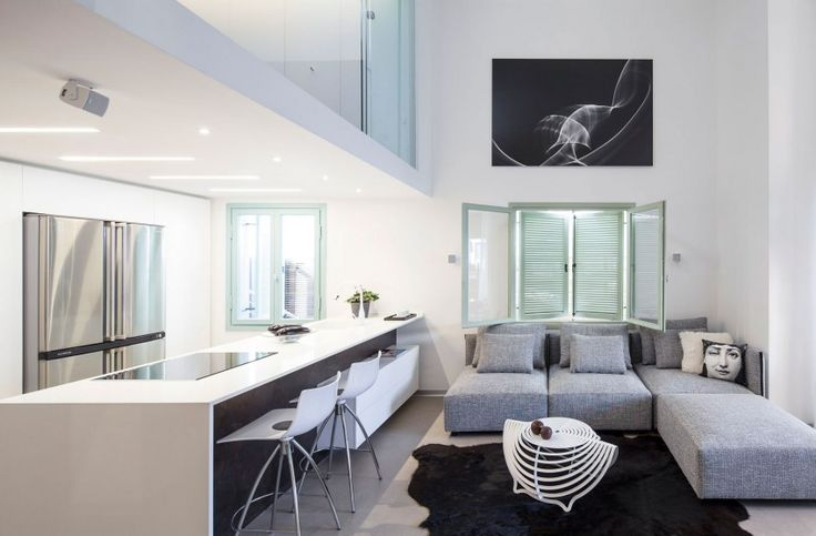 Loft Apartment by BLV Design/Architecture (3)