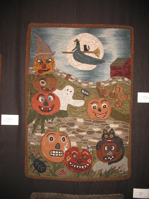 anita hooks rugs - Halloween Rugs