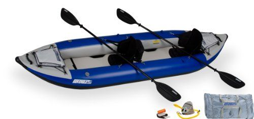 Sea Eagle 380x Inflatable Kayak with Pro Package -- Click the VISIT button to enter the Amazon website