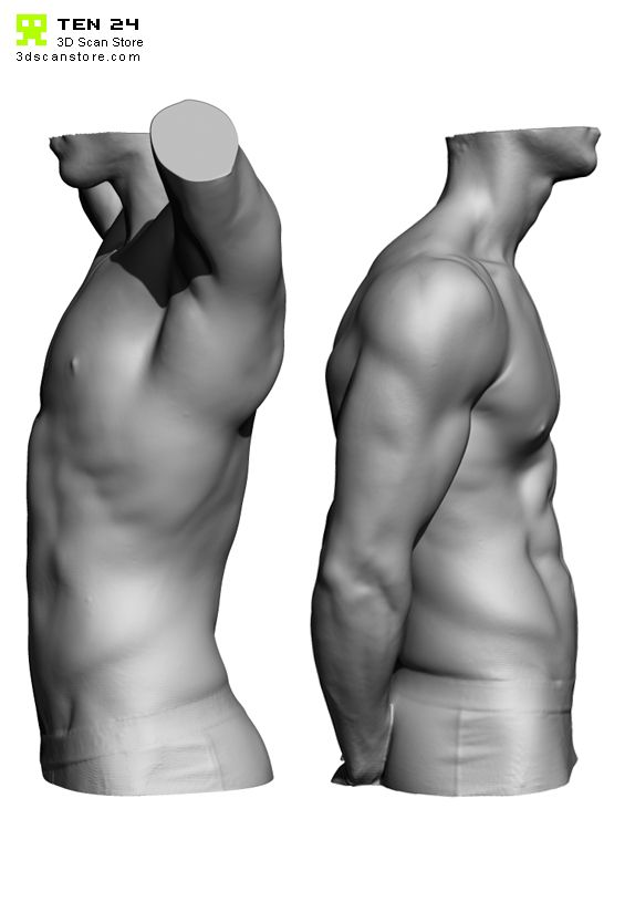 Reference Character Models - Page 11