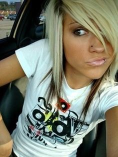 Awesome 1000 Ideas About Underneath Hair Colors On Pinterest Dark Short Hairstyles Gunalazisus
