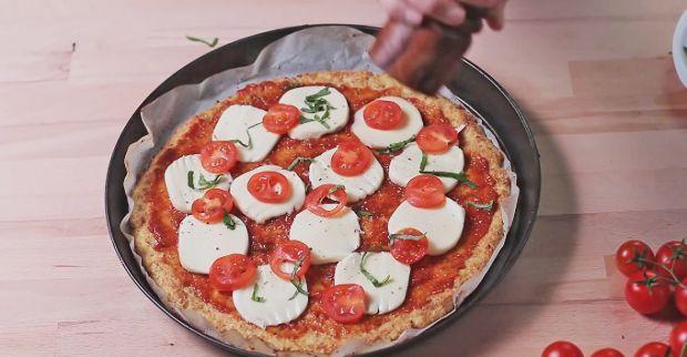 Pizza MENTES LISZT