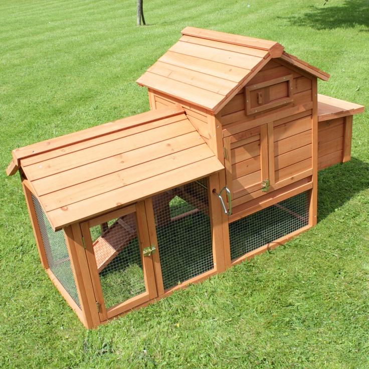 106 best hen house ideas images on pinterest hen house for Chicken pen ideas
