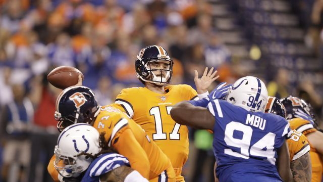 Top plays from Broncos-Colts matchup