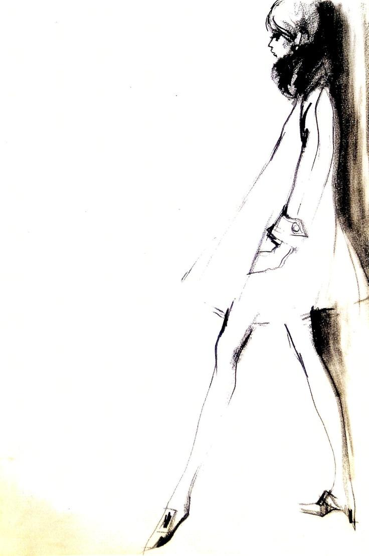bobby hillson fashion illustration