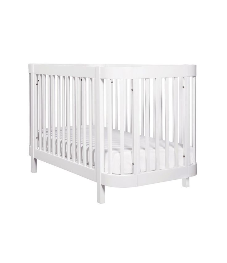 Kub|Nursery Furniture|Dreema White Cot