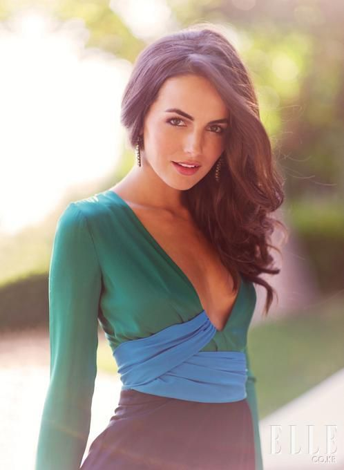 camilla belle...so she's perfect.