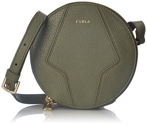 Furla Perla Mini Round Cross-Body Bag