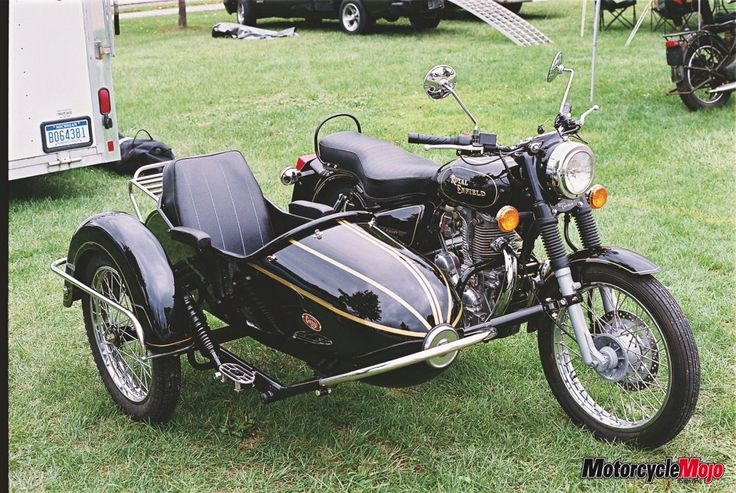 Royal Enfield with sidecar 024 Sidecar combinations