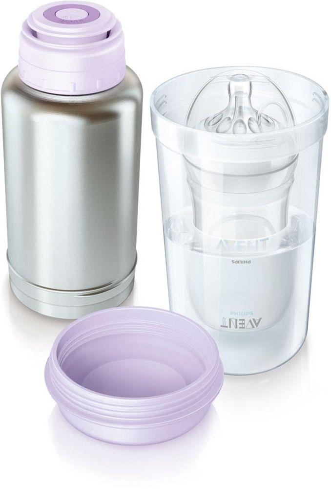 PHILIPS AVENT Flaschenwärmer für Unterwegs. Kompakt und Praktisch. Wird häufig gebraucht verkauft.